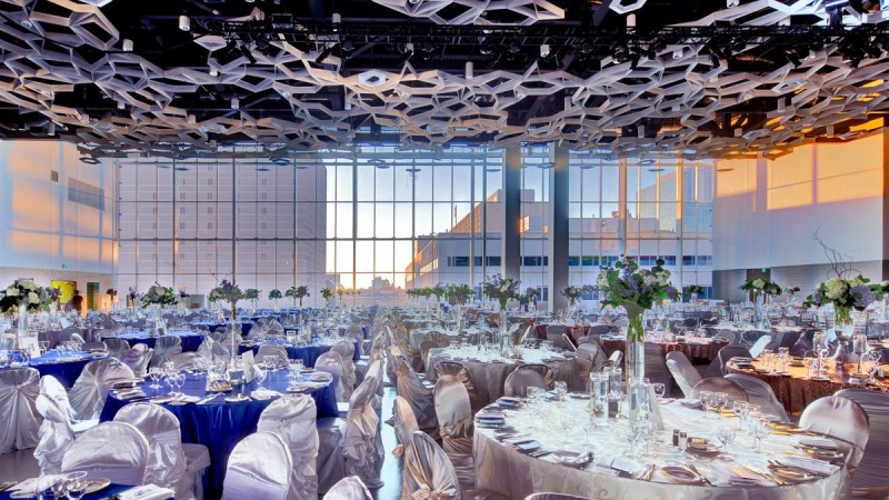 Recent feedback from the RBC Convention Centre
